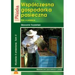 """Książka – """"Współczesna gospodarka pasieczna"""" TOM II – Sławomir Trzybiński"""