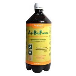 ApiBioFarma – probiotyczny preparat z ziołami dla pszczół – 1l