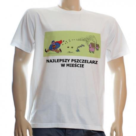 Koszulka bawełniana (biała)
