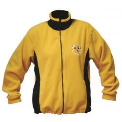 Polar z haftem (żółty)