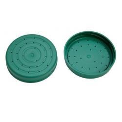 Nakrętka plastikowa z dziurkami do podkarmiania