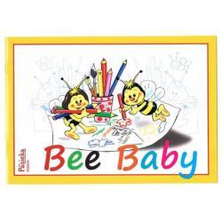 "Kolorowanka – ""Bee baby"""