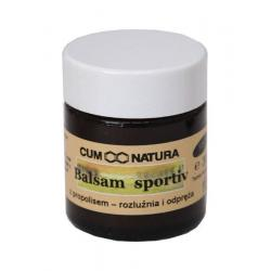 Balsam Sportiv BIO – 30ml