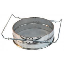 Sito pojedyncze metalowe Ø205mm