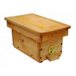 Ulik weselny jednorodzinny – drewniany
