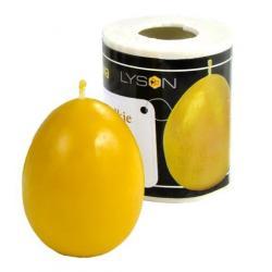 Forma silikonowa Jajko gładkie małe – wys. 5cm