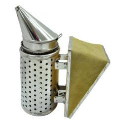 Podkurzacz ocynkowany z chłodnicą (małe otwory) – wysokość 30 cm
