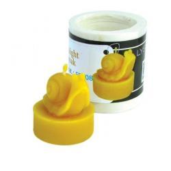 Forma silikonowa Tealight ślimak – wys. 4cm