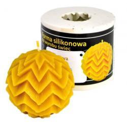 Forma silikonowa Baśniowa kula – wys. 5,5cm