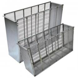 Izolator 3-ramkowy Ostrowskiej – metalowy