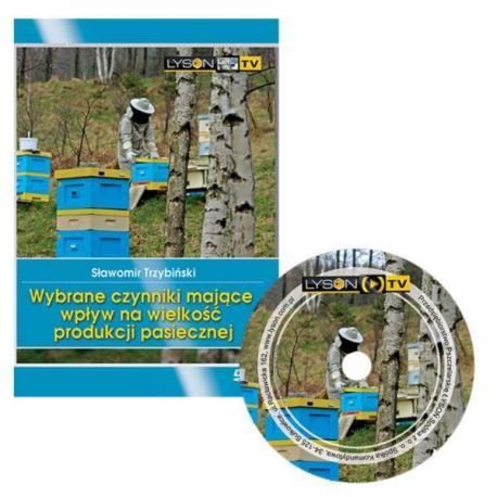 Wybrane czynniki mające wpływ na wielkość produkcji pasiecznej - Sławomir Trzybiński (DVD5)