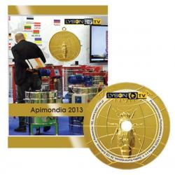 "Film DVD ""Apimondia 2013"" – (DVD6)"