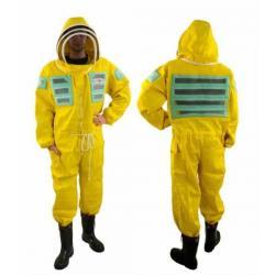 Kombinezon pszczelarski z wentylacją