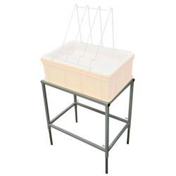 Stół (stojak) pod wanienki plastikowe
