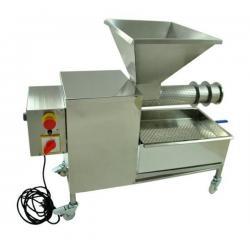 Wytłaczarka, wyciskarka - prasa ślimakowa wydajność do 50 kg/h