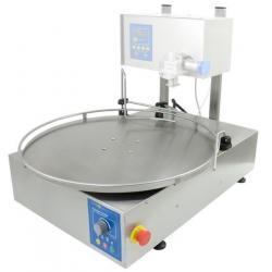 Automatyczny stół obrotowy mały do urządzenia wielofunkcyjnego do dozowania, kremowania i pompowania miodu