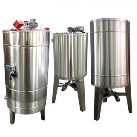 Zbiornik ze zintegrowanym stojakiem – 500l