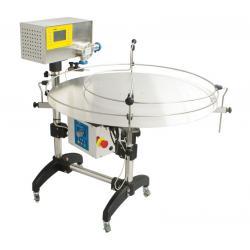 Urządzenie wielofunkcyjne do dozowania, kremowania i pompowania miodu ze stołem obrotowym - Premium