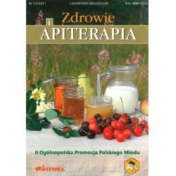 """CZASOPISMO – """"ZDROWIE I APITERAPIA"""" NR1(2)/2011"""
