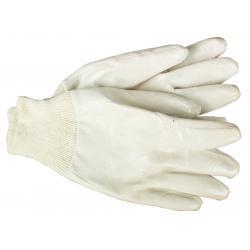 Rękawice gumowe, krótkie