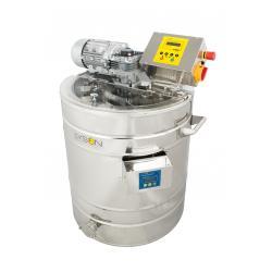 Urządzenie do kremowania miodu 100 l, PREMIUM – 230V z płaszczem grzewczym