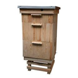 Ul Wielkopolski – drewniany klepkowy ocieplany