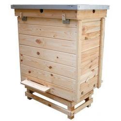 Ul Warszawski Zwykły leżak – drewniany