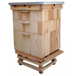 Ul Dadant – drewniany ocieplany