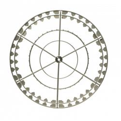 Kosz Ø800mm, radialny