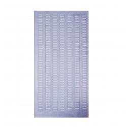Krata odgrodowa Warszawska Zwykła – winidurowa 28,5x51 cm