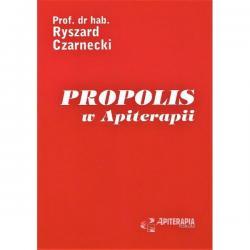 """Książka – """"Propolis w apiterapii"""" – Prof. dr hab. Ryszard Czarnecki"""