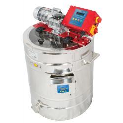 Urządzenie do kremowania miodu 150 L (230V) z płaszczem grzewczym (na dekrystalizatorze), ze sterownikiem automatycznym