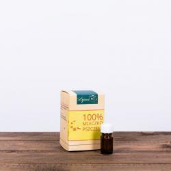 Mleczko pszczele mrożone – 5g