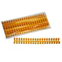 Odstępniki plastikowe – 200 szt. (5 plastrów)