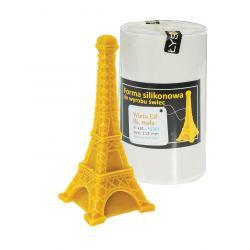 Forma silikonowa Wieża Eiffla mała – wys. 11,5cm
