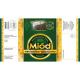 Paczka etykiet z banderolą na miód nektarowo-spadziowy – 100 szt.