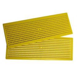 Płytka poławiająca pyłek szeroka – 408x148mm