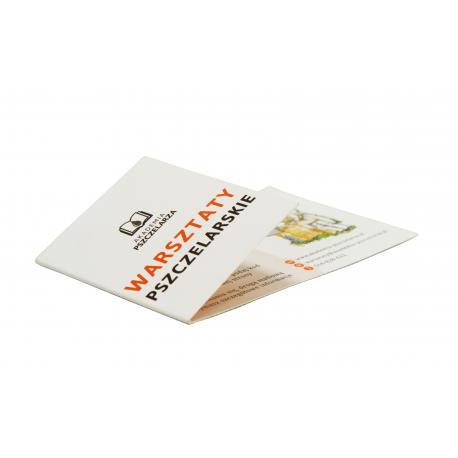 Warsztaty pszczelarskie - pakiet NIEBIESKI - wersja papierowa