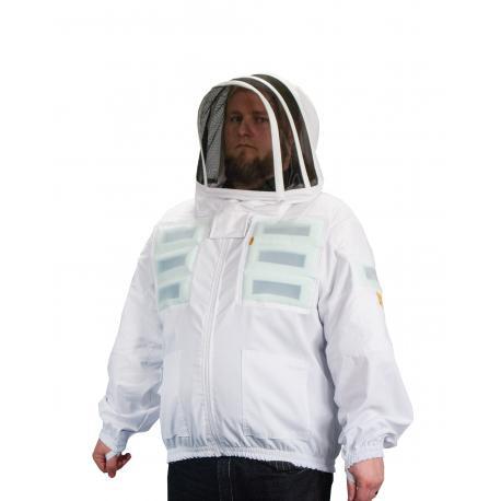 Bluza pszczelarska z wentylacją