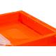Podkarmiaczka plastikowa korpusowa Dadant na ciasto ( 2,5l ) i syrop ( 3l )
