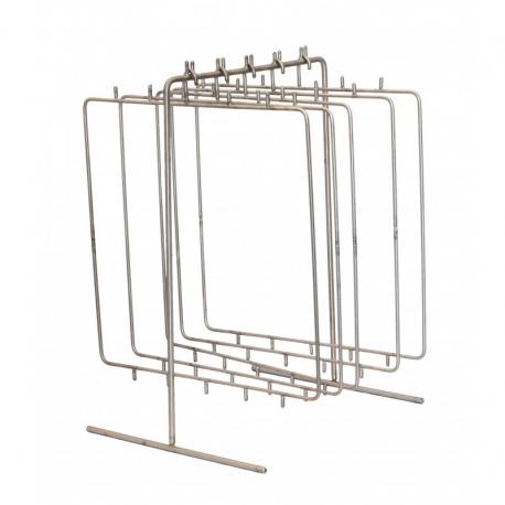 Zestaw wieszaków (5 szt.) ze stojakiem do produkcji świec do urządzenia W4099_SET