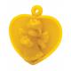 Forma silikonowa - Aniołek z serduszkiem - zawieszka