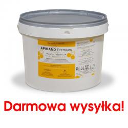 Apikand - syrop - wiadro 14kg x 44 szt. - paleta (Cena za 1 kg - 2,99 zł)