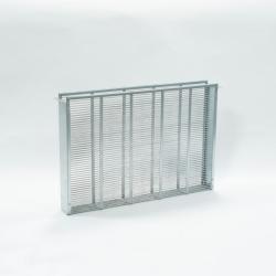 Izolator metalowy 1-ramkowy Dadant