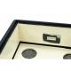Ul Wielkopolski 10 ramkowy poliuretanowy z dennicą wysoką higieniczną plastikową