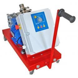 Urządzenie ssąco-tłoczące do kremowania i przepompowywania miodu 230V, 1,5kW