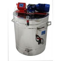 Urządzenie do kremowania miodu 100 L (400V) z płaszczem grzewczym (na dekrystalizatorze), ze sterownikiem automatycznym